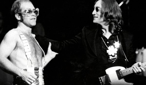 How Elton John Made John Lennon 'Physically Sick'