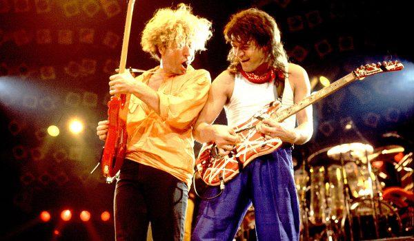 How Van Halen's Chain Smoking Inspired 'Best of Both Worlds'