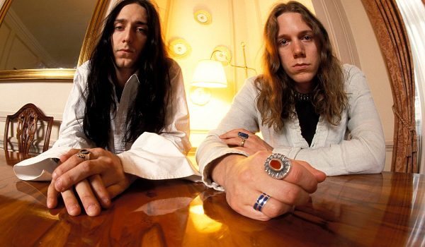 How the Black Crowes' Robinson Brothers Ended Their Family Feud