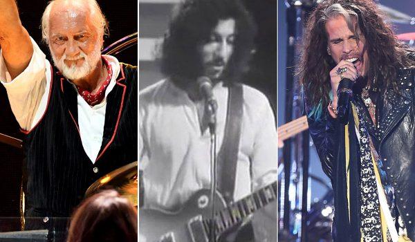 Mick Fleetwood, Steven Tyler Set for Peter Green Tribute Concert