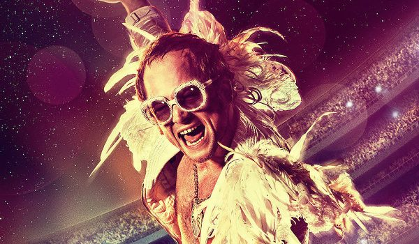 Elton John's 'Rocketman' Film Gets Three Golden Globe Nominations