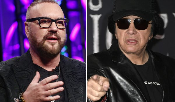 Gene Simmons' One-Word Apology to Songwriter Desmond Child