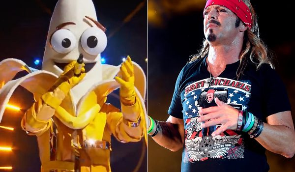 Fans Think Poison's Bret Michaels Is 'The Masked Singer' Banana