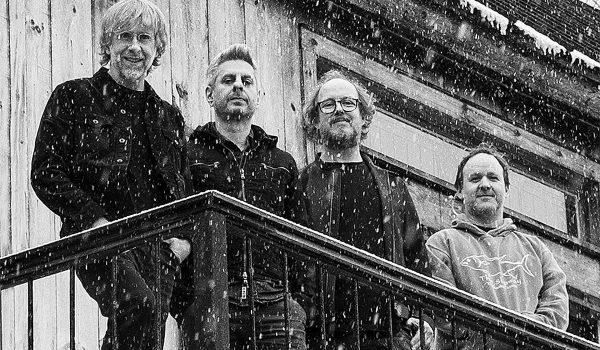Listen to New Phish Album 'Sigma Oasis'