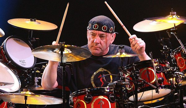 Neil Peart Honored With Pavilion in Home City