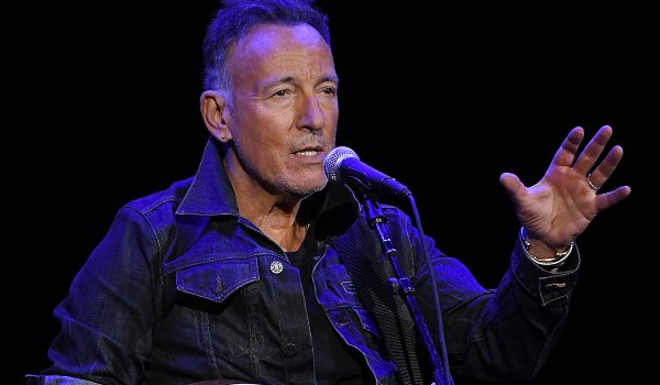 Bruce Springsteen Calls George Floyd Killing a 'Visual Lynching'
