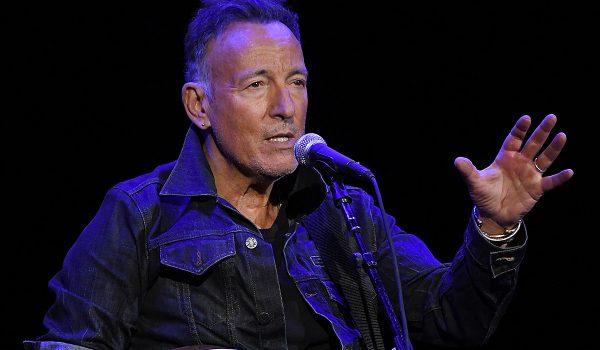 Bruce Springsteen Calls George Floyd Killing a 'Visual Lynching'
