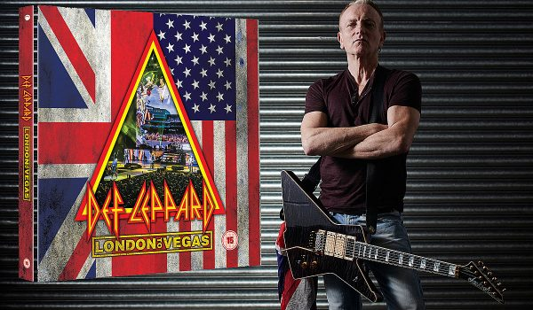 Why Def Leppard Did Things 'Completely Different' on New Live Set