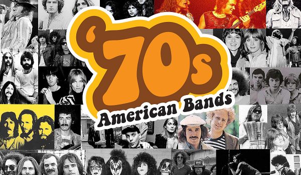 Top 30 American Classic Rock Bands of the '70s