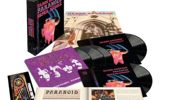 Black Sabbath Announce 'Paranoid' 50th-Anniversary Box Set