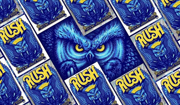 When Rush Expanded Their Horizons on 'Fly by Night' Tour