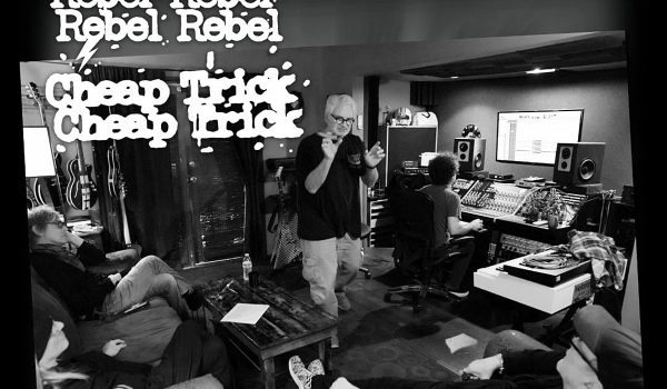 Listen to Cheap Trick Cover David Bowie's 'Rebel Rebel'