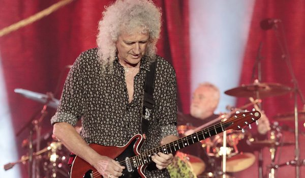 Queen's Brian May Describes 'Long Climb Back' from Heart Attack