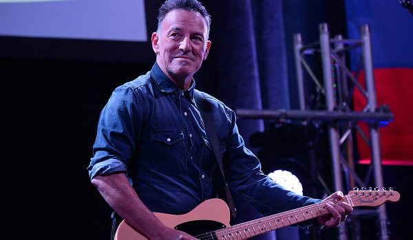Hear Bruce Springsteen's New Single, 'Ghosts'
