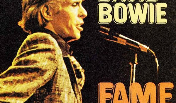 David Bowie Scores His First No. 1 Hit With 'Fame'