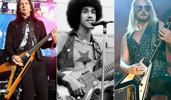 Guitarist Damon Johnson Plans 'Massive' Thin Lizzy Tribute