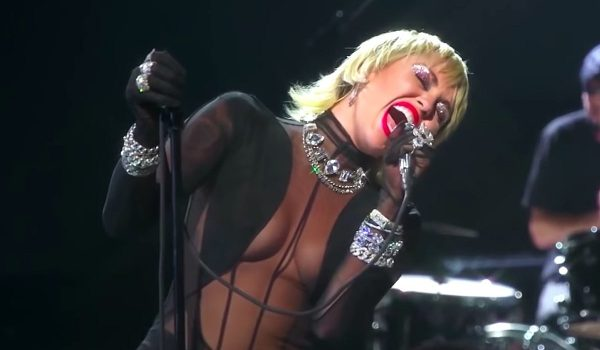 Watch Miley Cyrus Cover Blondie and Hall and Oates Classics