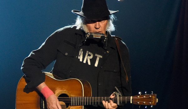 Neil Young Reveals Track List for 'Archives Volume 2'