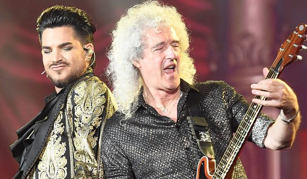 Watch Queen and Adam Lambert Perform 'I Was Born to Love You'