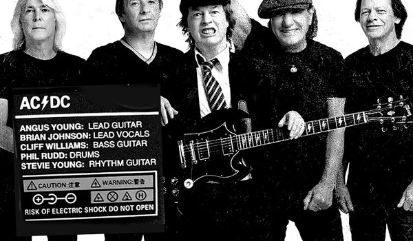 Brian Johnson, Phil Rudd and Cliff Williams Are Back With AC/DC