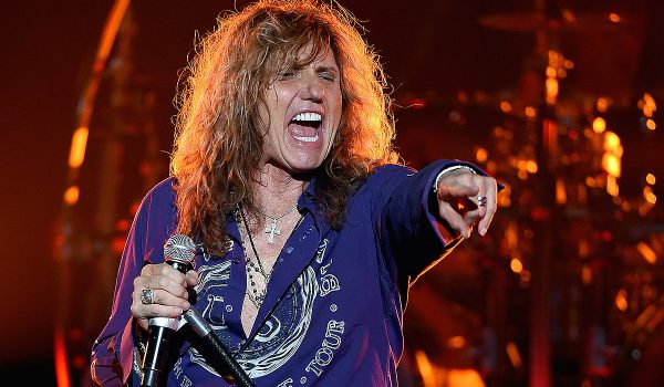 Whitesnake Announce New 'Love Songs' Compilation