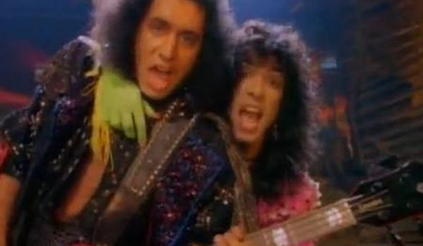 The Surprising Influence Behind Kiss' 'Tears Are Falling'