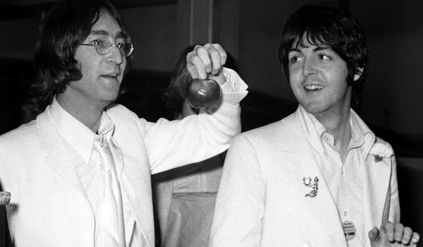 John Lennon Still Influences Paul McCartney's Songs