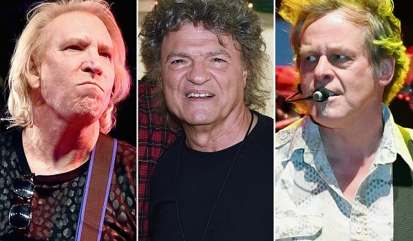 When Joe Walsh Stole Ted Nugent's Drummer
