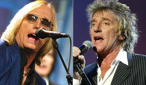 Rod Stewart Covered Tom Petty, but He Wasn't Really a Fan